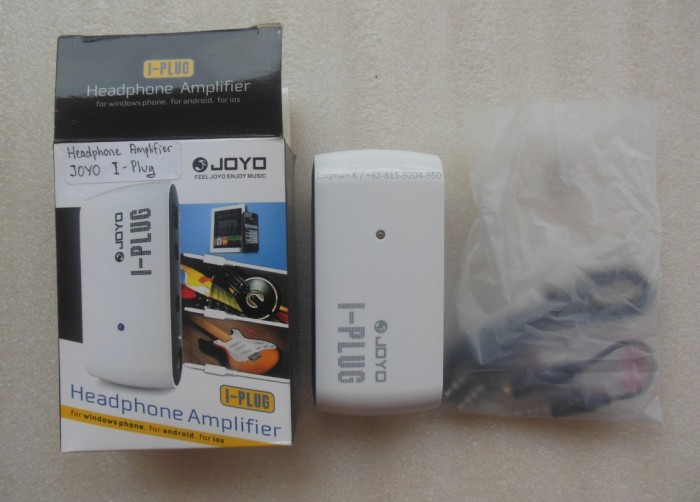 harga Headphone amplifier joyo i-plug Tokopedia.com