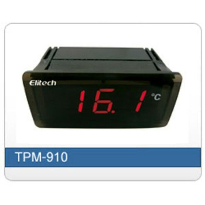 Jual Termometer Digital Panel Thermometer Elitech TPM-910 (AC 220V ... e8a720969d26c