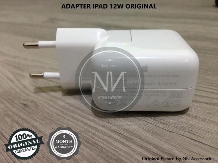 harga Adapter charger ipad 12watt ipad 4 mini 1 2 3 4 air 1 2 pro original Tokopedia.com