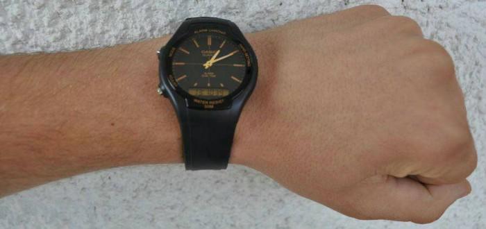 Foto Produk Jam Tangan CASIO AW 90H 9E / AW-90H-9E Analog Digital Original dari 24/7 Time Specialist