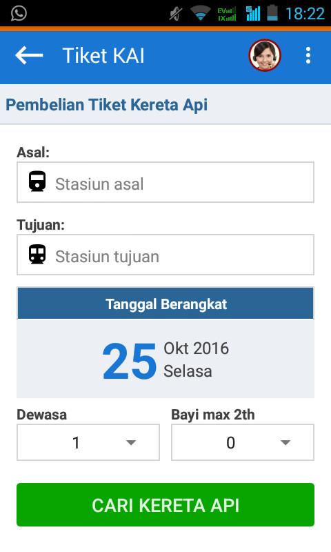 Katalog Tiket Kereta Api Travelbon.com