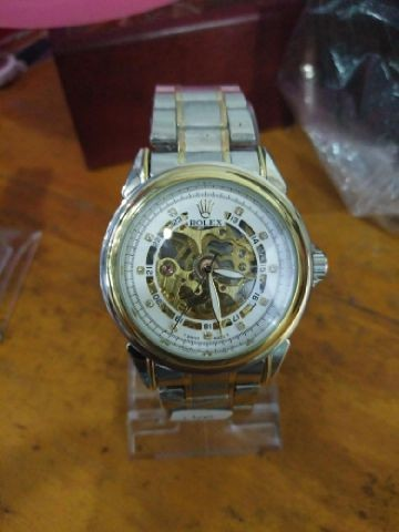 Jual Jam Tangan Model Terbaru Rolex Original Silver Gold - Jimy ... 2fad61fac1