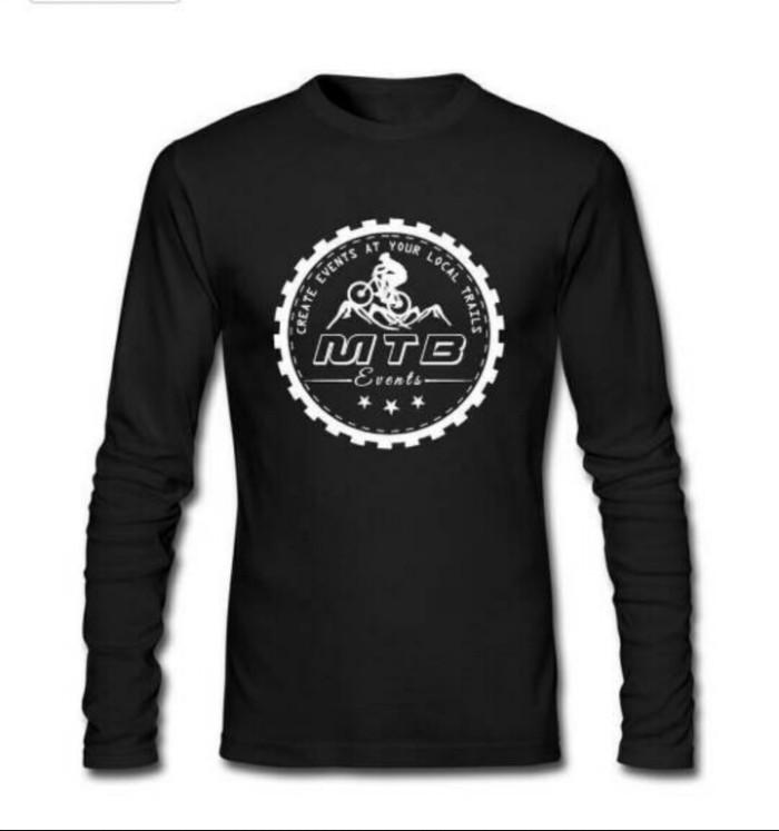 harga Kaos/baju lengan panjang/longsleeve mtb sepeda gunung Tokopedia.com