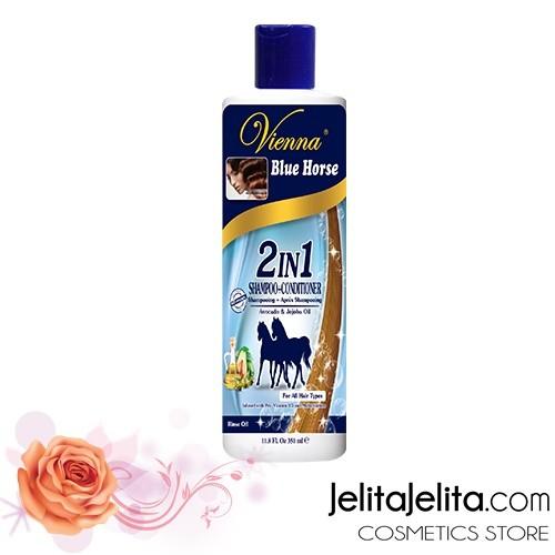 Wak Doyok Cream Original Hologram Olive Shampo Shampoo Penyubur Dan Source · Vienna Blue Horse Shampo 2in1 Shampoo Conditioner Pemanjang Rambut