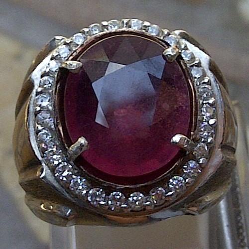harga Cincin batu permata ruby - 1029 Tokopedia.com