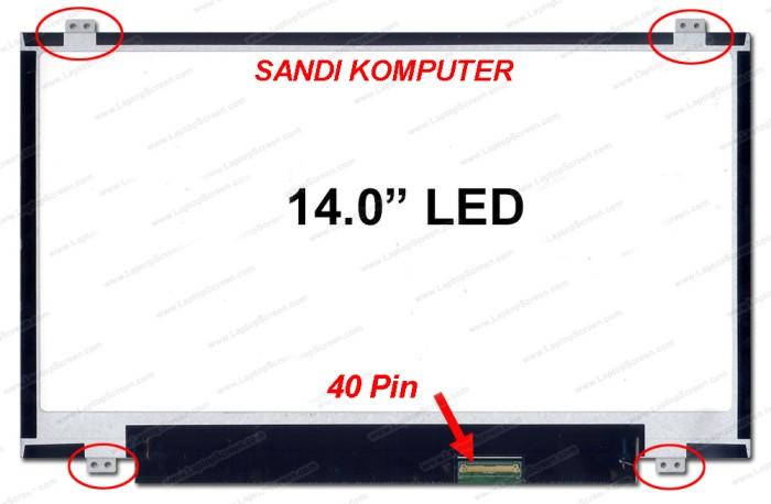 harga Lcd led hp pavilion dm4-1100sa dm4-2015dx dm4-3001tx dm4-3000ex  14.0 Tokopedia.com