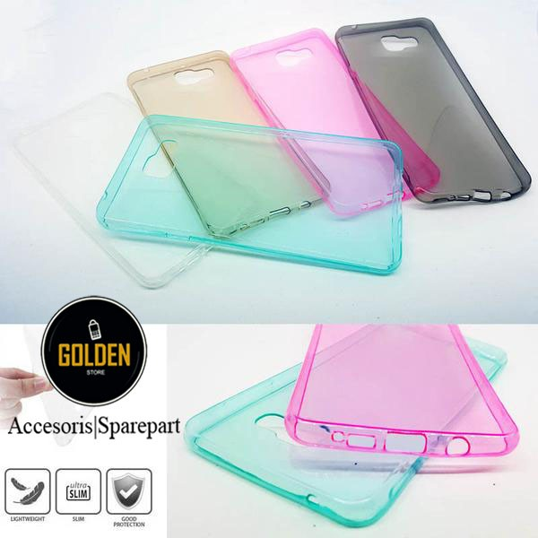 OPPO MIRROR 5 A51T ULTRATHIN SOFT CASE /JELLY CASE/SILICON .