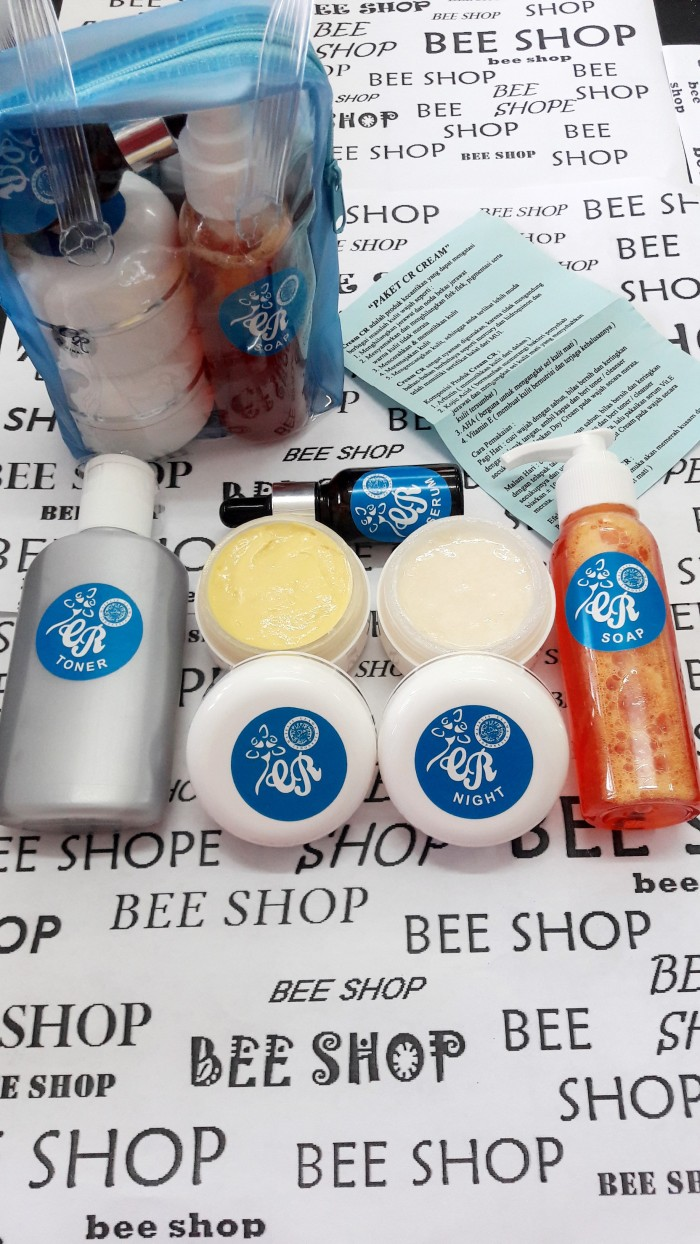 Cream Cr Biru Original Paket Asli 5 In 14 Daftar Harga Kemasan Crem