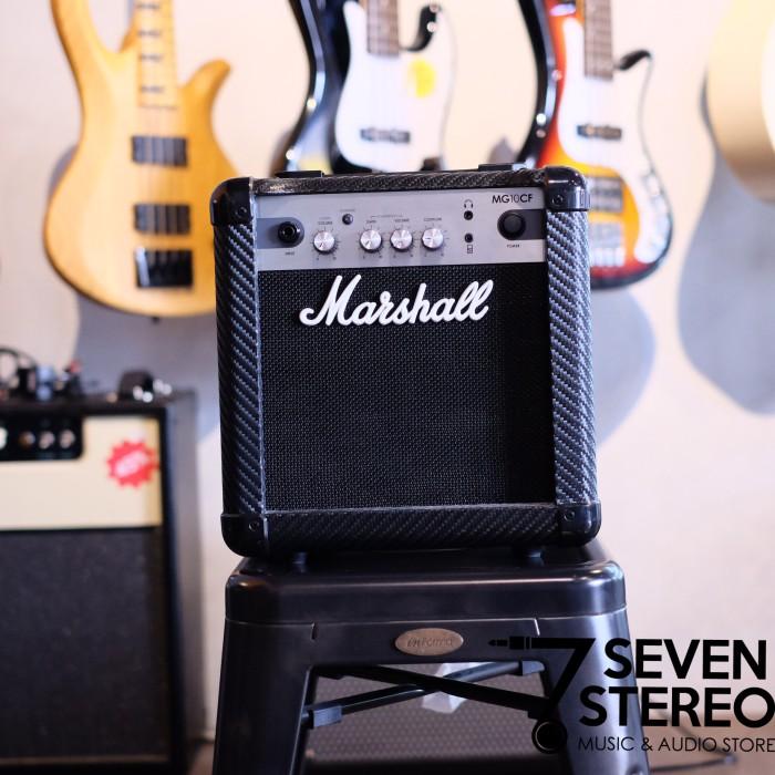 harga Marshall mg10cf ampli gitar / guitar amplifier Tokopedia.com