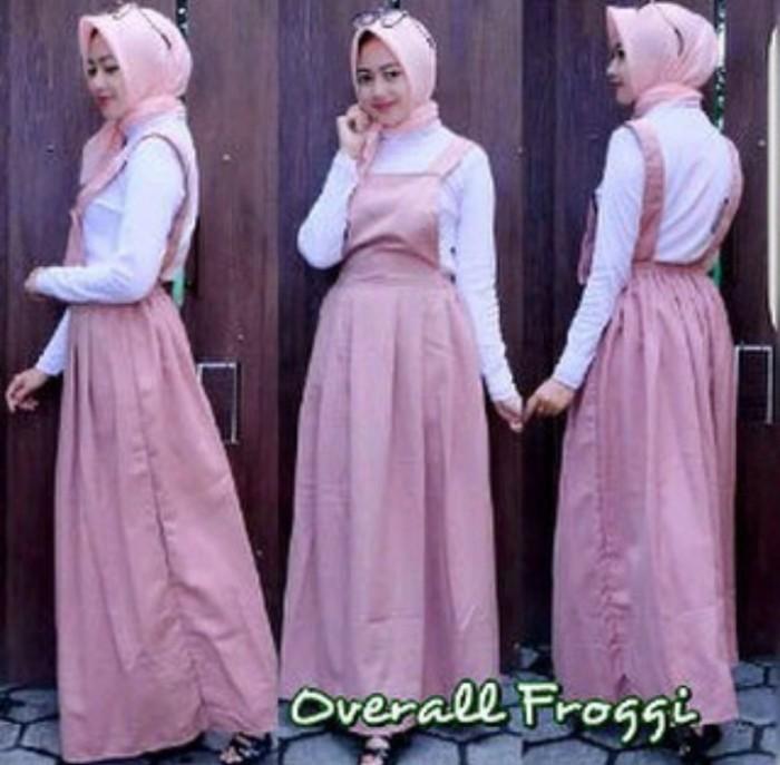 Jual Baju Dress Panjang Wanita Hijab Busui Friendly Terbaru Bagus