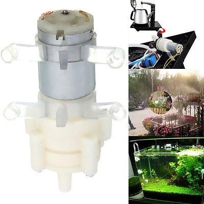 harga Pompa Air Water Pump 12v Dc Akuarium Water Cooling Block Watercooling Tokopedia.com