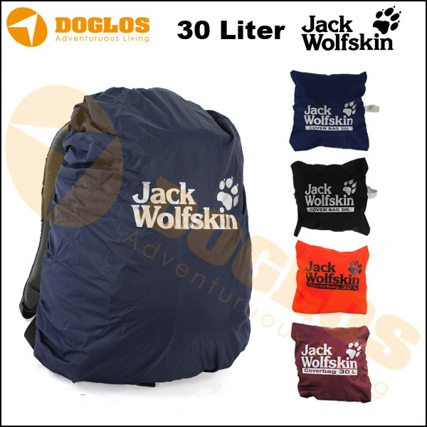 harga Rain Cover Bag 30 Liter Jws Jack Wolfskin Tas Ransel Daypack Laptop Tokopedia.com