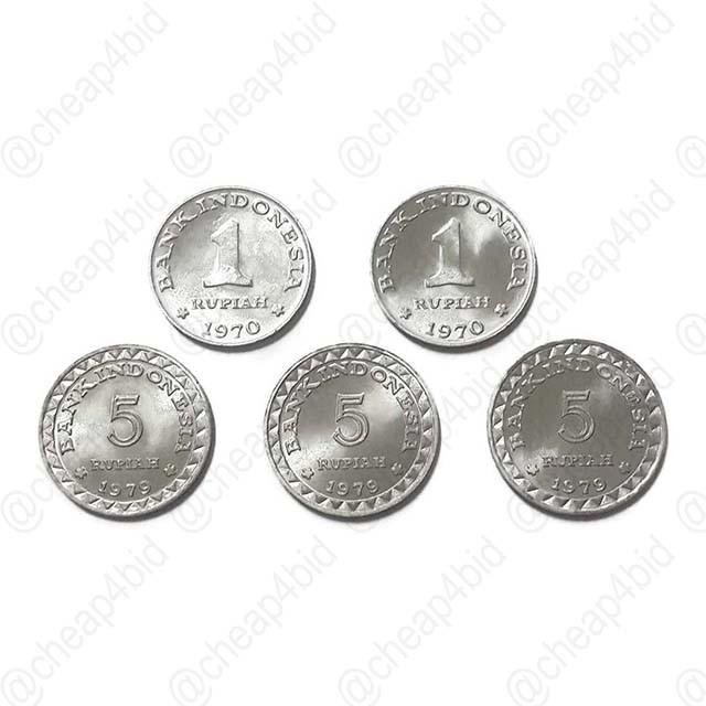 harga Koin Mahar 17 Rupiah L, Uang Lama, Koin Kuno, Jadoel, Antik, Sov Nikah Tokopedia.com