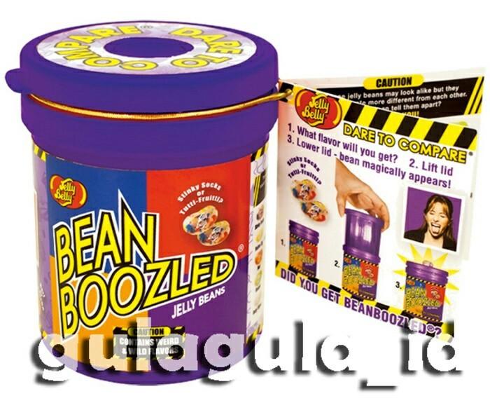 harga Bean boozled mystery dispenser 3.5oz Tokopedia.com