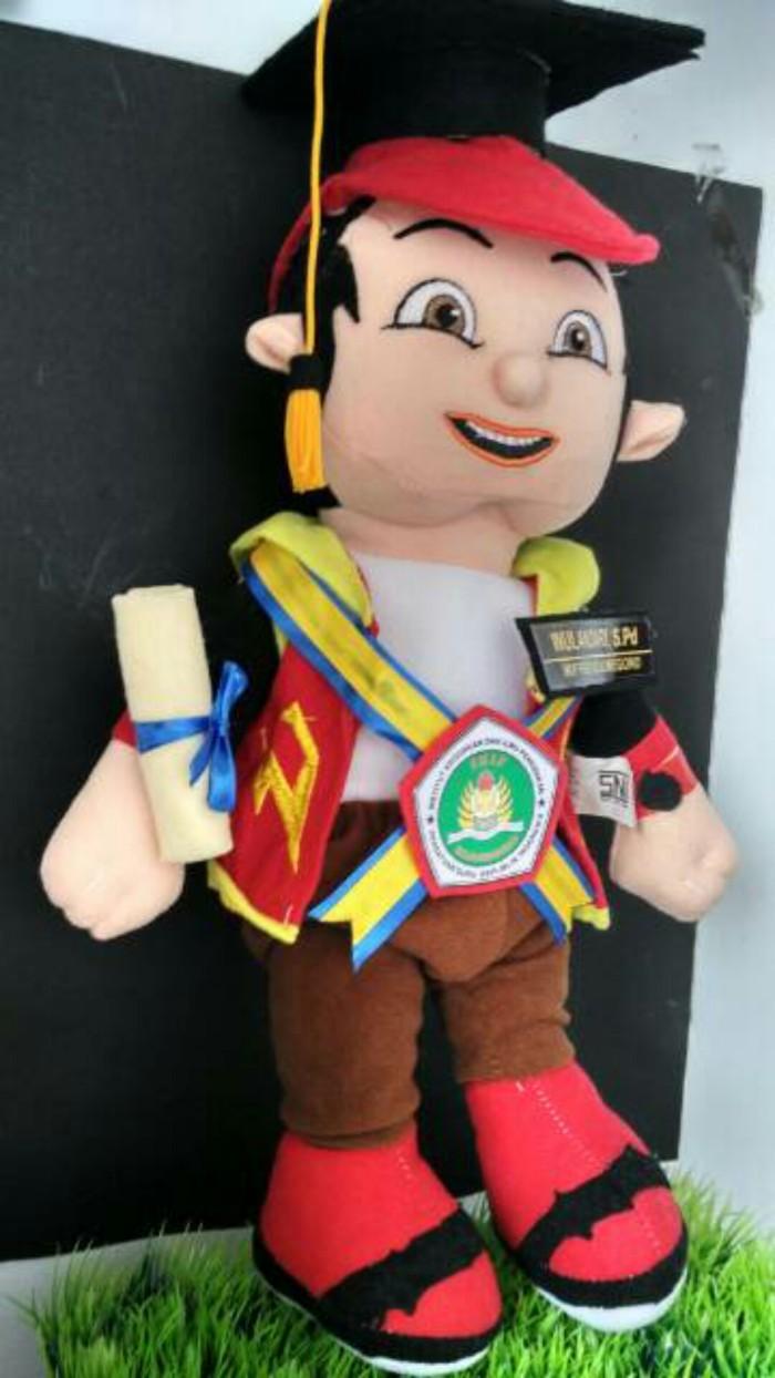 Jual Boneka Wisuda Boboiboy 35cm - Undangan Kita  261d3d1979