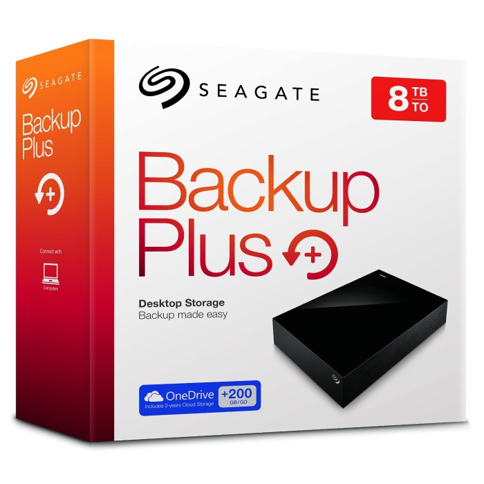 harga Seagate backup plus desktop 8tb usb 3.0 Tokopedia.com