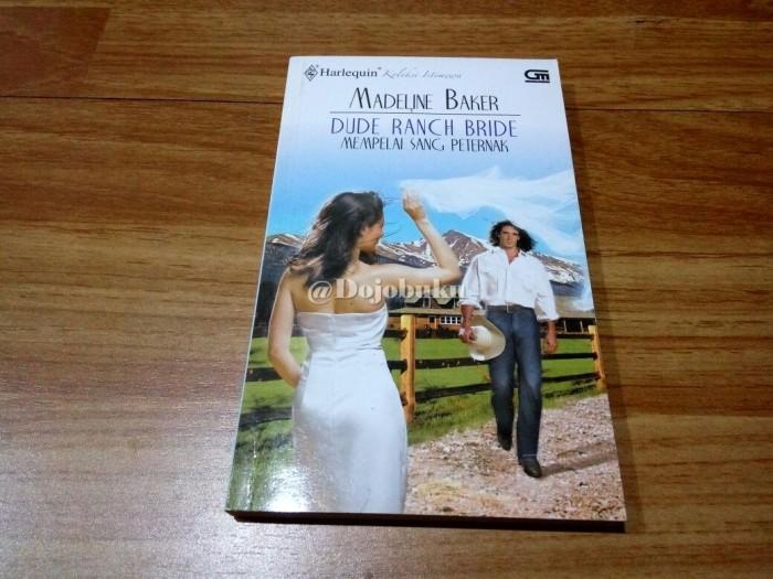 harga Harlequin : mempelai sang peternak - dude ranch bride Tokopedia.com