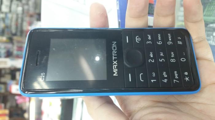 harga Hp murah candy bar mirip nokia 108 dual sim maxtron c25 Tokopedia.com