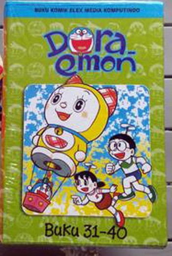 Jual Komik Doraemon Box Set 31 40 10 Buku Bursa Buku Murah