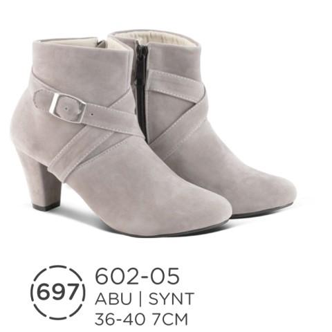... harga Sepatu boots wanita   high heels boot modis gaya trendy azz boot  murah Tokopedia. 5af0252fea