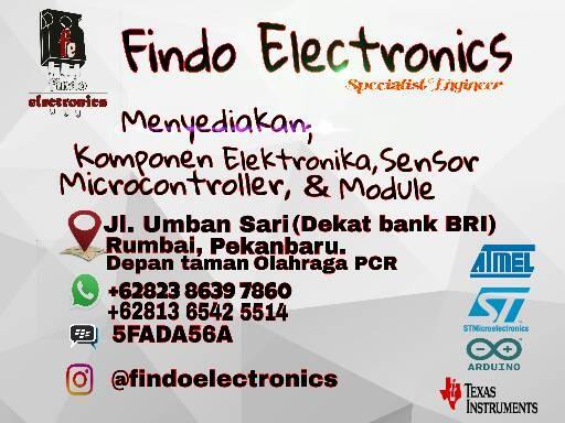 Foto Produk findo elektronik dari findoelectronics