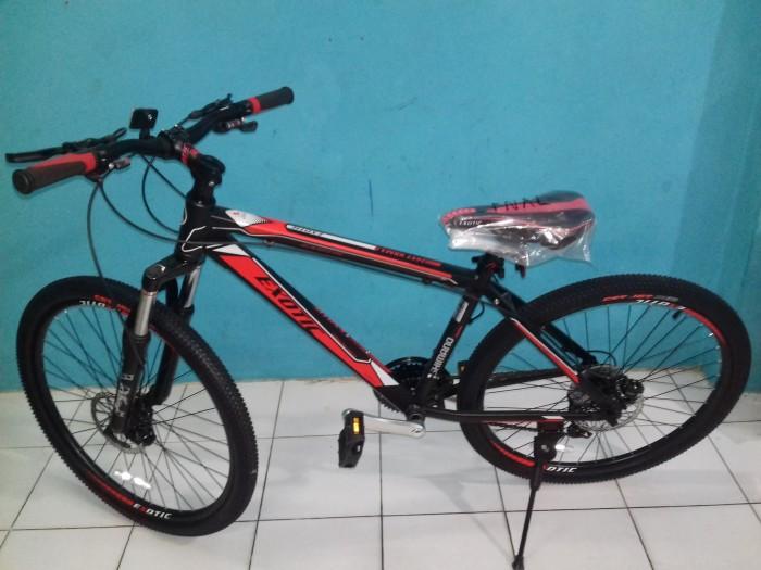Jual MTB 26 Exotic 2657 XRM 3.0 Kota Palangkaraya Tk