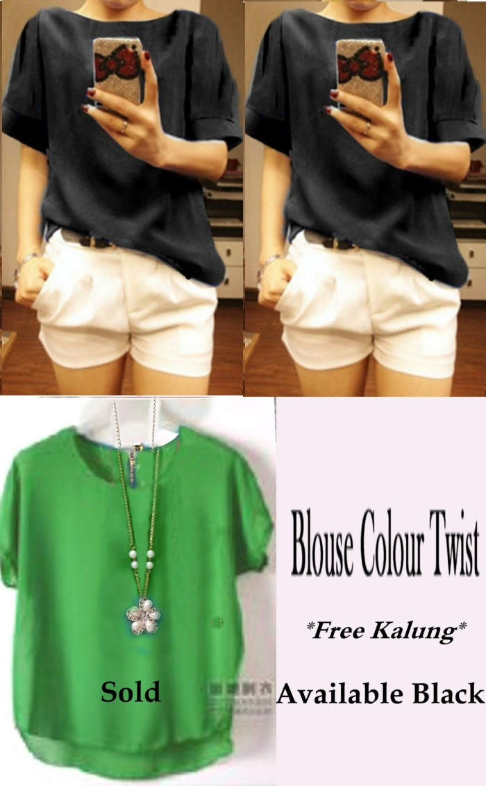 Blouse Colour Twiscone Limited