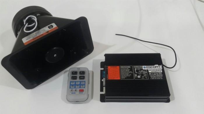 harga Escort sirine polisi / patwal as630 200w wireless Tokopedia.com