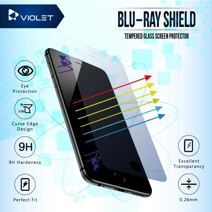harga Apple ipad mini 4 - violet - anti blue ray tempered glass Tokopedia.com