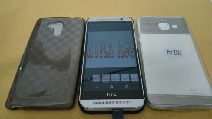 Ultrathin 0,33mm Tpu Soft Case Acer Z500 Z520