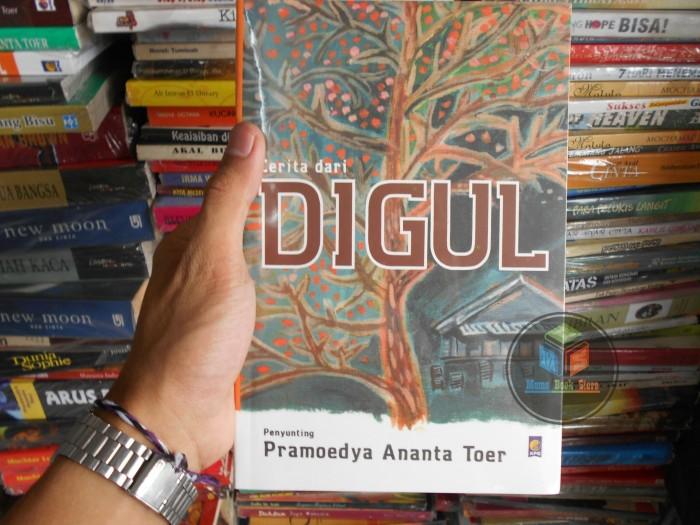harga Buku novel cerita dari digul  by : pramoedya ananta toer Tokopedia.com
