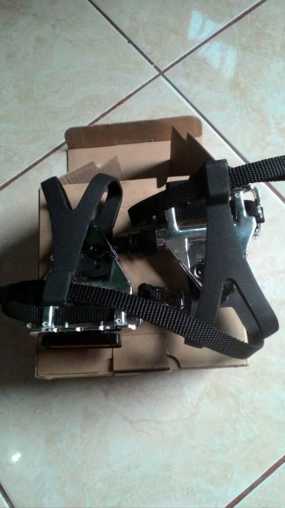 harga Pedal set toe clip wellgo bearing Tokopedia.com