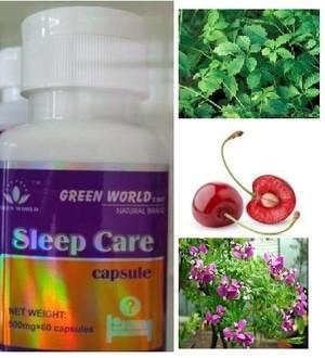 harga Obat susah tidur herbal / sleep care capsule green world ori 100% Tokopedia.com
