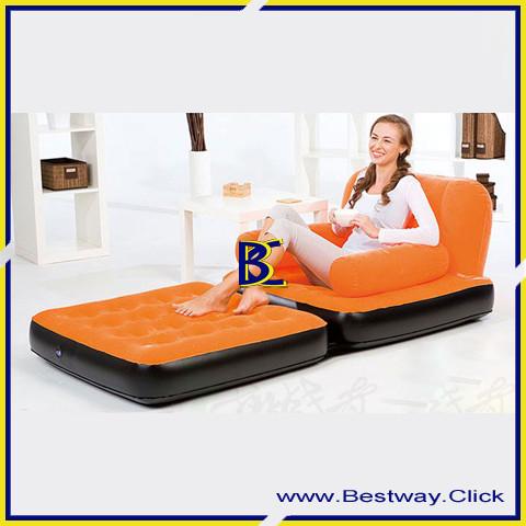 Couch Bestway 67277 Orange