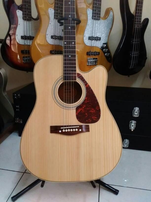 yamaha f335. gitar yamaha f335 tbs tuner