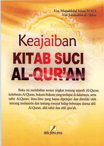 Foto Produk Keajaiban Kitab Suci Al-Qur'an dari Pustaka Media Surabaya