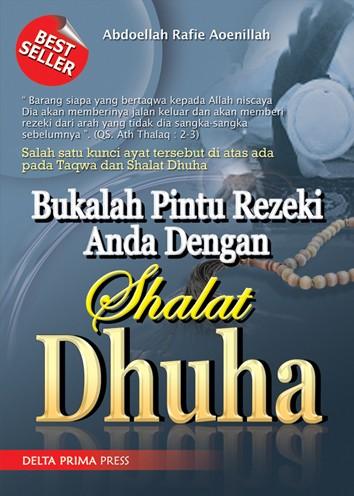 Foto Produk Bukalah Pintu Rezeki Anda Dengan Shalat Dhuha dari Pustaka Media Surabaya