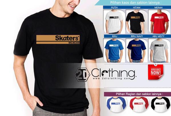 harga Skaters / kaos skaters / kaos distro / kaos pria / fashion pria Tokopedia.com