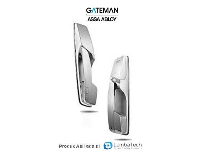 harga Gateman a 100 fh - kunci pintu digital tanpa handle Tokopedia.com