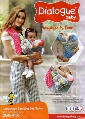 harga Gendongan samping dialogue/kasur bayi/baju bayi/selimut topi/tas bayi Tokopedia.com