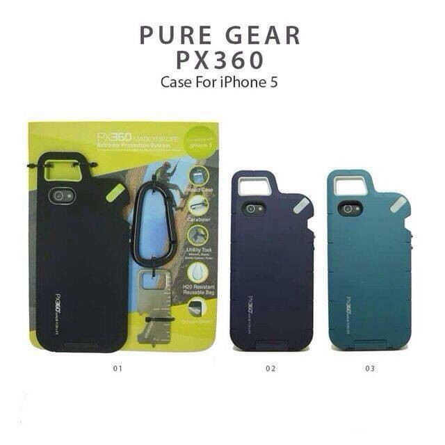 Jual Pure Gear PX260 For iPhone 5/5s-4 0