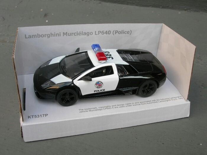 harga Mainan pajangan miniatur diecast mobil lamborghini murcielago - police Tokopedia.com