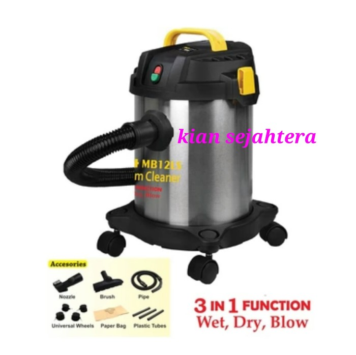 Katalog Mesin Vacuum Cleaner Travelbon.com