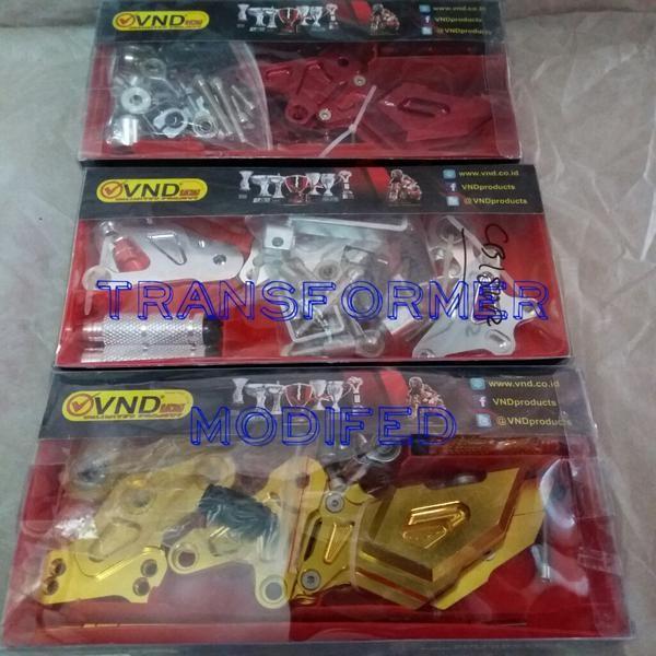 harga Underbone new vixion footstep underbond vnd cnc new vixion old vixion Tokopedia.com
