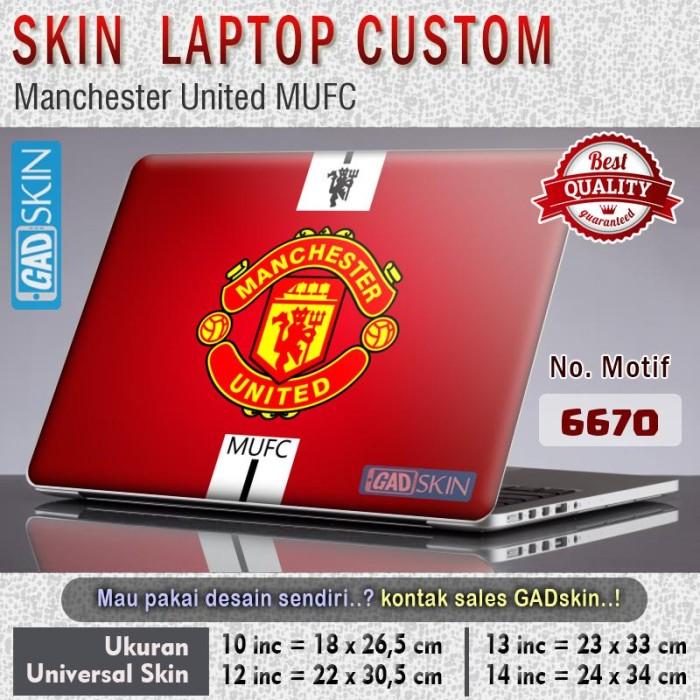 harga Cover|skin|protector|stiker|garskin notebook manchester united mufc Tokopedia.com