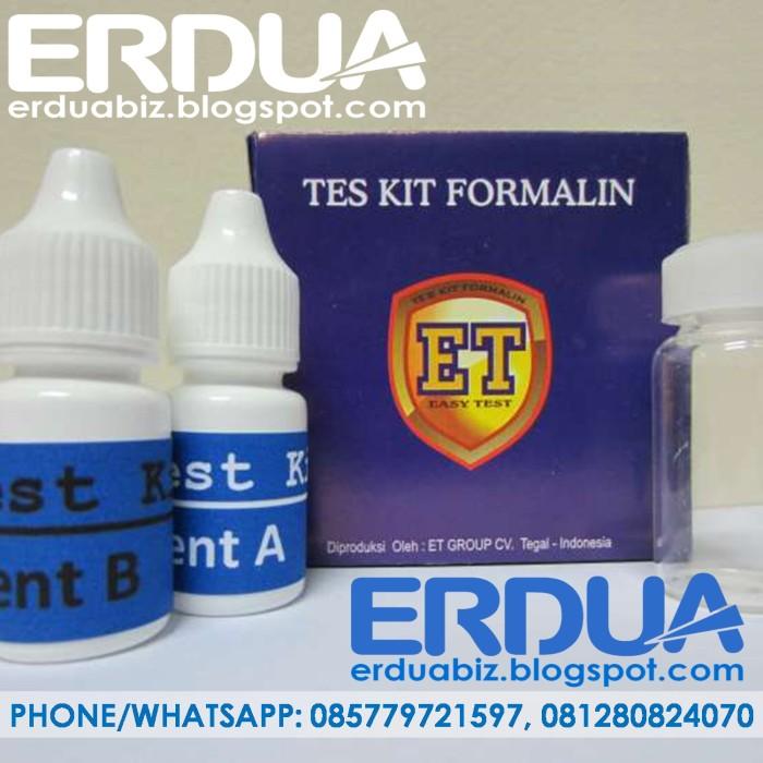 Foto Produk Test Kit Formalin Terpopuler dari ERDUA Business