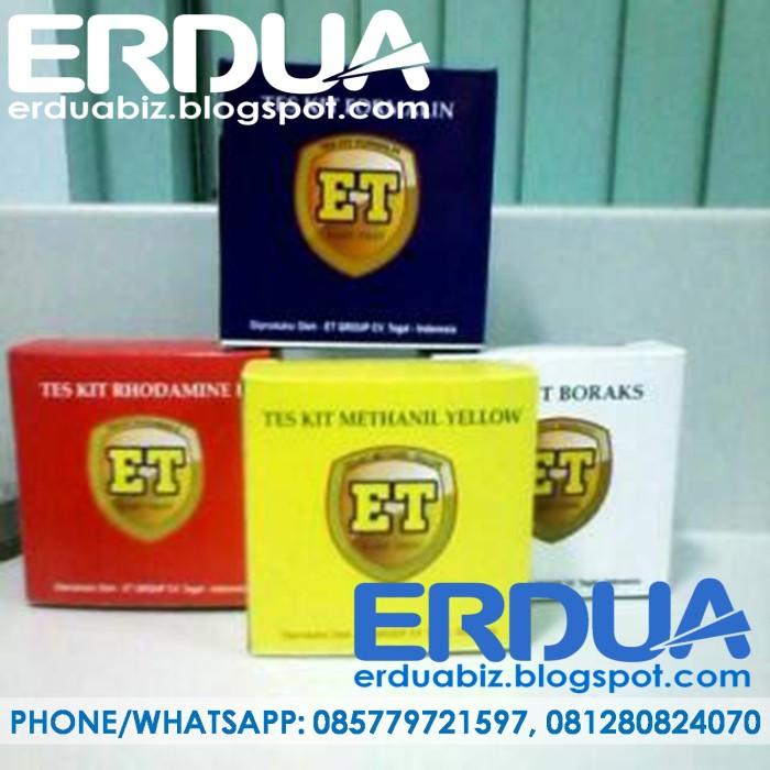 Foto Produk Test Kit Keamanan Pangan 4 Varian Termudah dari ERDUA Business