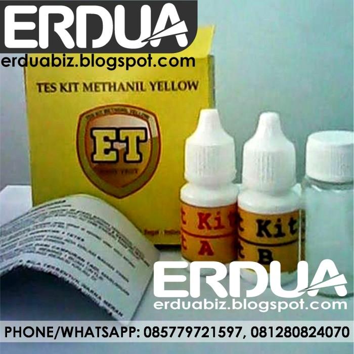 Foto Produk Test Kit Methanil Yellow Terpopuler dari ERDUA Business