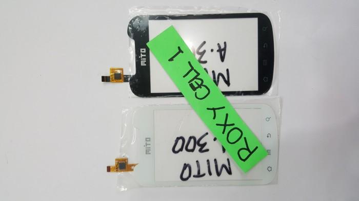 Mito a300 touchscreen digitizer layar kaca mito a300