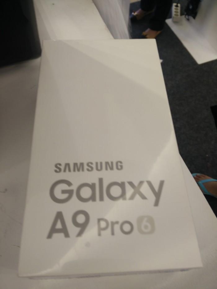 harga Samsung galaxy a9 pro 2016 gold garansi 1 th sein Tokopedia.com